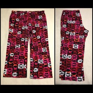 Cacique Cotton Drawstring Pajama Pant 26/28